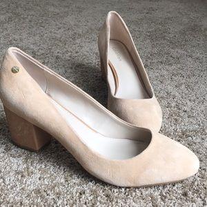 BRAND NEW! little Calvin Klein heels